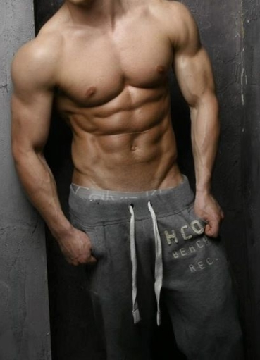 abs guy